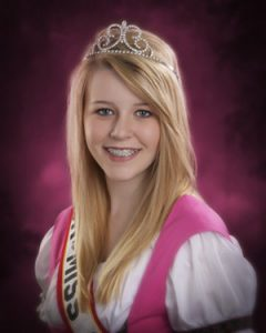 2010 Junior Miss Strassenfest - Vanessa Hickman