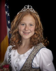 2012 Junior Miss Strassenfest - Ashley Whitsitt