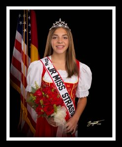 2016 Junior Miss Strassenfest - Ava Collins
