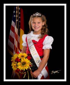 2016 Little Miss Strassenfest - Kennedy Kunkel