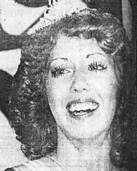 Miss Strassenfest 1979 - Beckie Bartley Knust