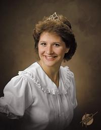 Miss Strassenfest 1982 - Abby Durcholz Brelage