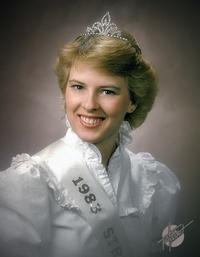 Miss Strassenfest 1983 - Diane Buechlein Brescher