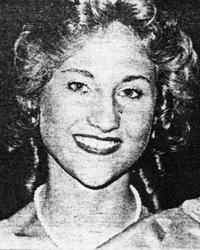 Miss Strassenfest 1984 - Angie Terwiske Hochgesang