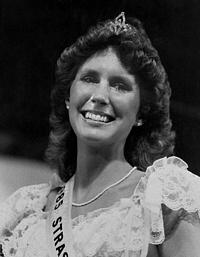 Miss Strassenfest 1985 - Kelley Dilger Coppens
