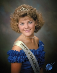 Miss Strassenfest 1987 - Kelli Helming Kunkel