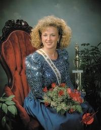 Miss Strassenfest 1988 - Cara Roeder Pierce