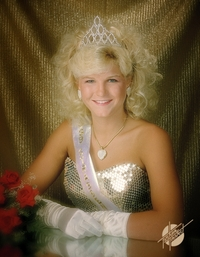 Miss Strassenfest 1989 - Dr. Lesley Flannagan Kizior