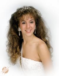 Miss Strassenfest 1991 - Jennifer Tunks Olinger