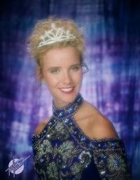 Miss Strassenfest 1995 - Nikki Hudson Finelli