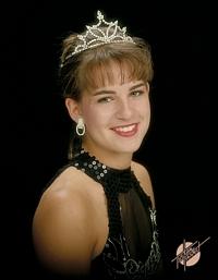 Miss Strassenfest 1997 - Tara Kieffner Popp