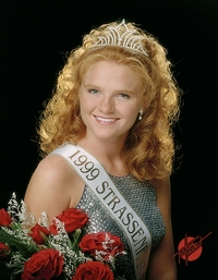 Miss Strassenfest 1999 - Dr. Kelly Flannagan Young