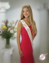 Miss Strassenfest 2001 - Dr. Hannah Woebkenberg