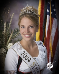 Miss Strassenfest 2004 - Dr. Gabby Schmitt