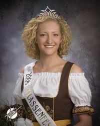 Miss Strassenfest 2006 - Emily Luebbehusen