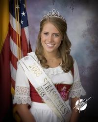 Miss Strassenfest 2008 - Caitlyn Brick