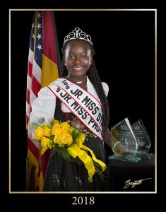 2018 Junior Miss Strassenfest - Michelle Ondiek