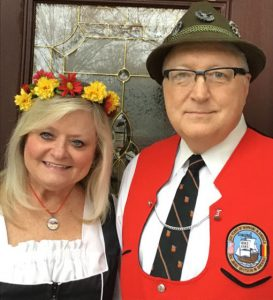 2019 Host &Hostess - Van & Nancy Ziegler