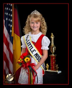 2019 Little Miss Strassenfest - Vivienne Gunselman