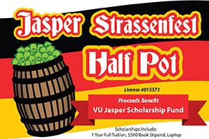 Strassenfest Half Pot